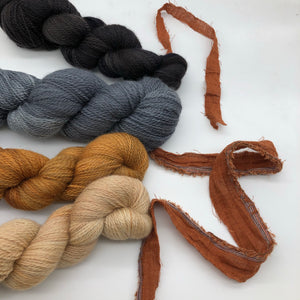Dirty Lace Bundle (4 skeins)