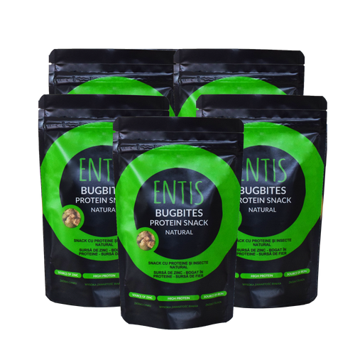 BUGBITES® Natural 5-Pack