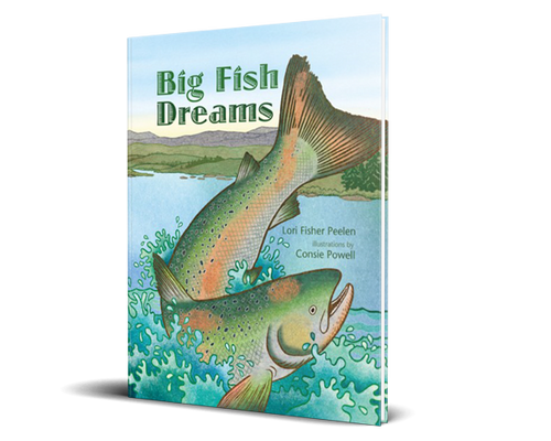Big Fish Dreams - Hardcover