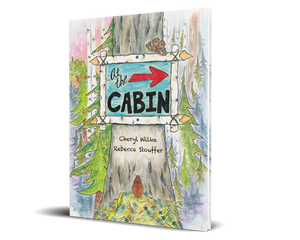 At The Cabin - Softcover