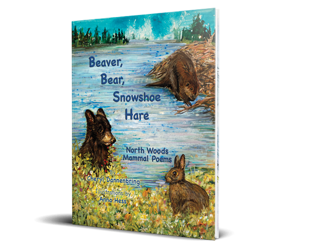 Beaver, Bear Snowshoe Hare - Softcover