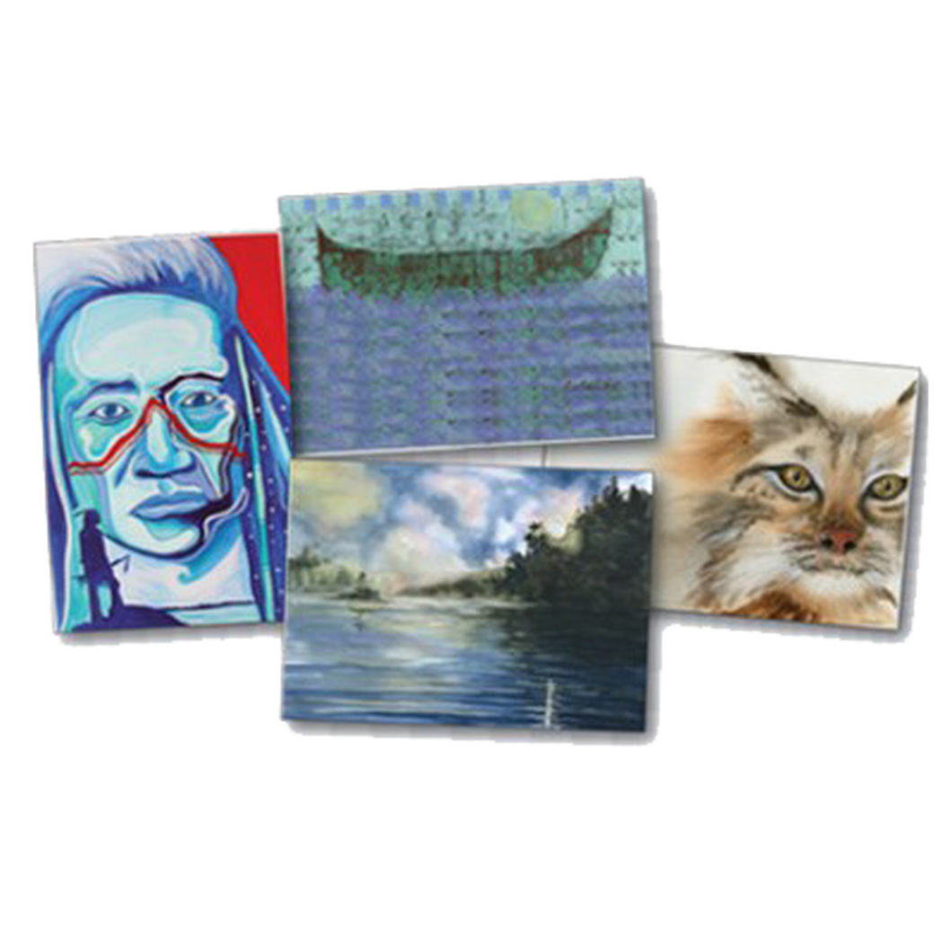 Notecards Gift Pack - Ely Area Artists