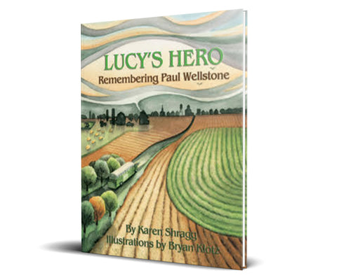 Lucy's Hero - Softcover