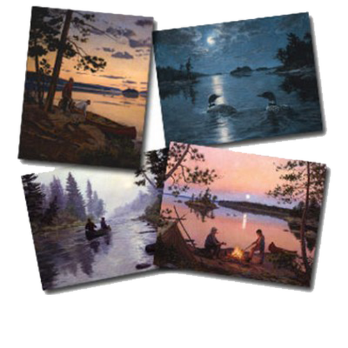 Notecards Gift Pack - Old Canoe Country