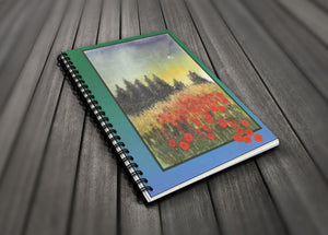 Go Wild! Blank Journal - Wildflowers