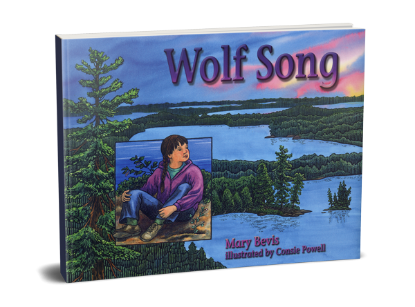 Wolf Song - Softcover
