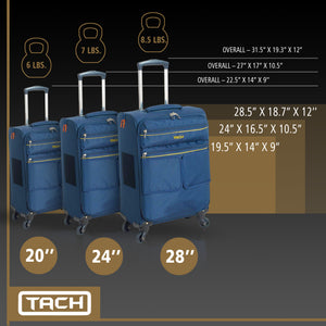 TACH Lite 3 Piece Set