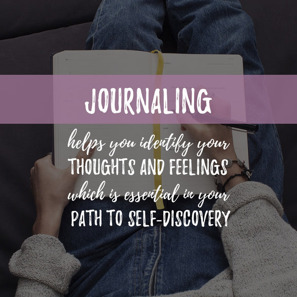 Image - Journaling - Path to Self Discovery