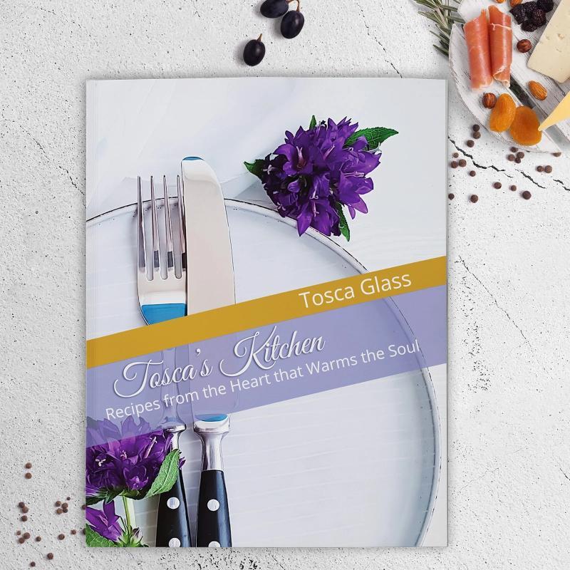 Tosca's Kitchen Cookbook