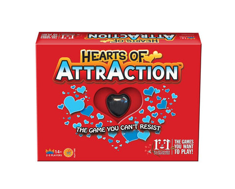 Hearts of AttrAction - gamenightgear.com