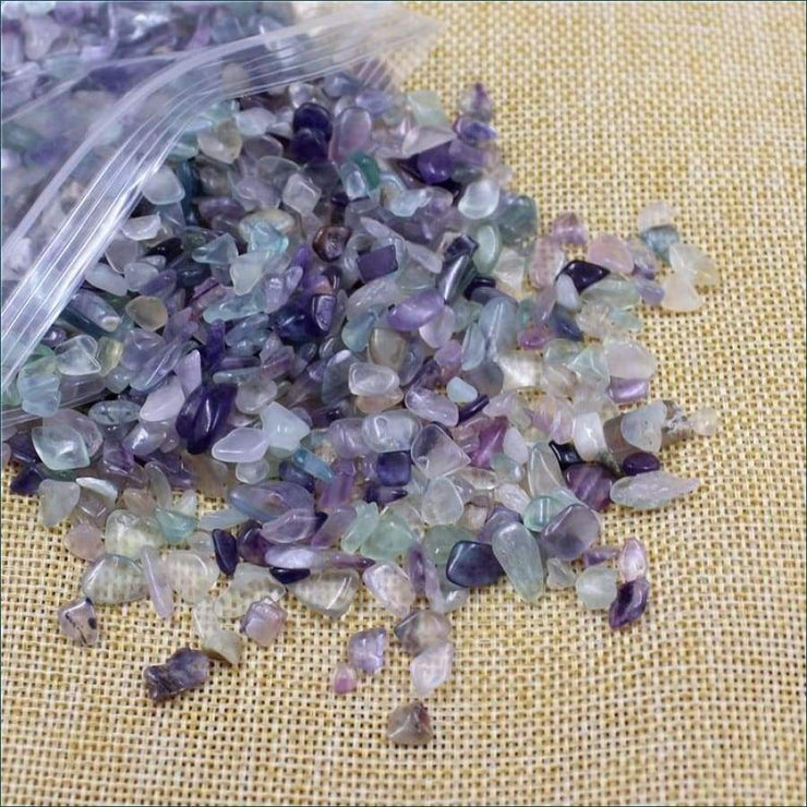 100g Small Bag of Tumbled Gemstones