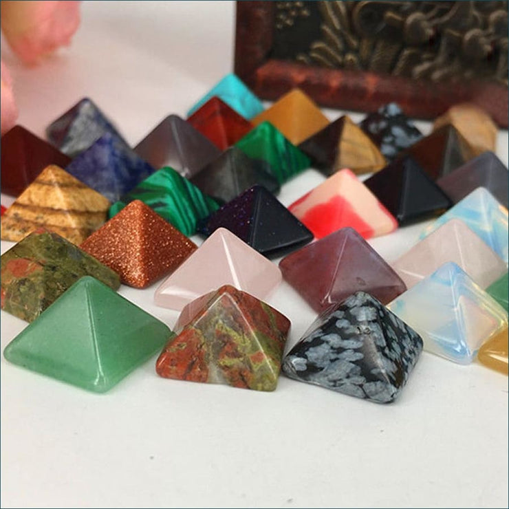 7 Piece Pyramid Power Set(Free Promo Shipping)