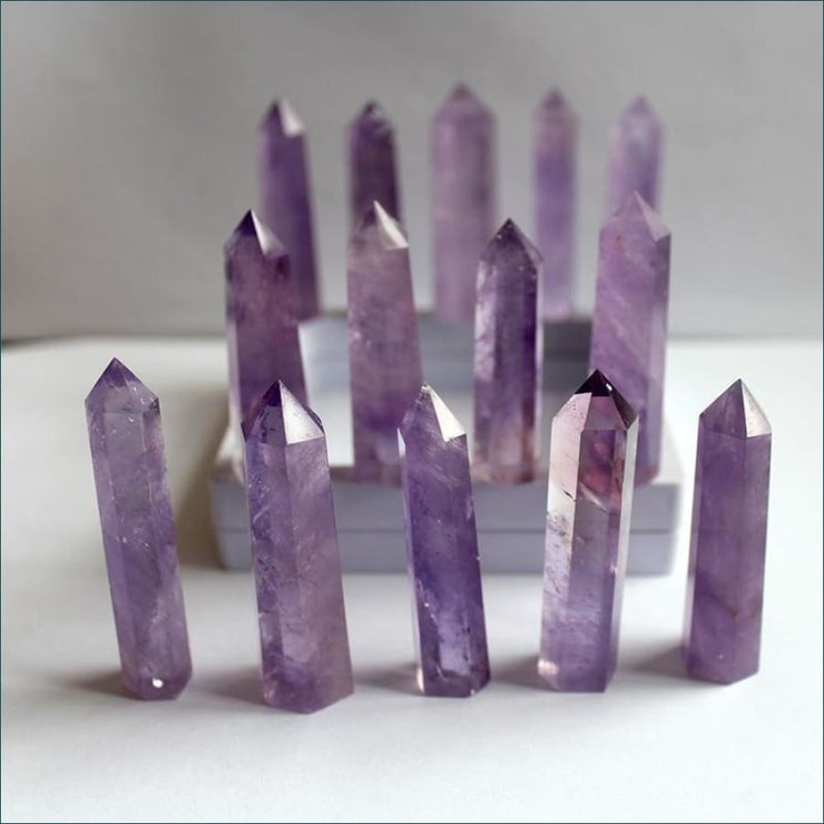 Amethyst Wand (3 Sizes Available)