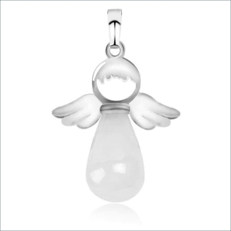 Angelic Gemstone Pendulum