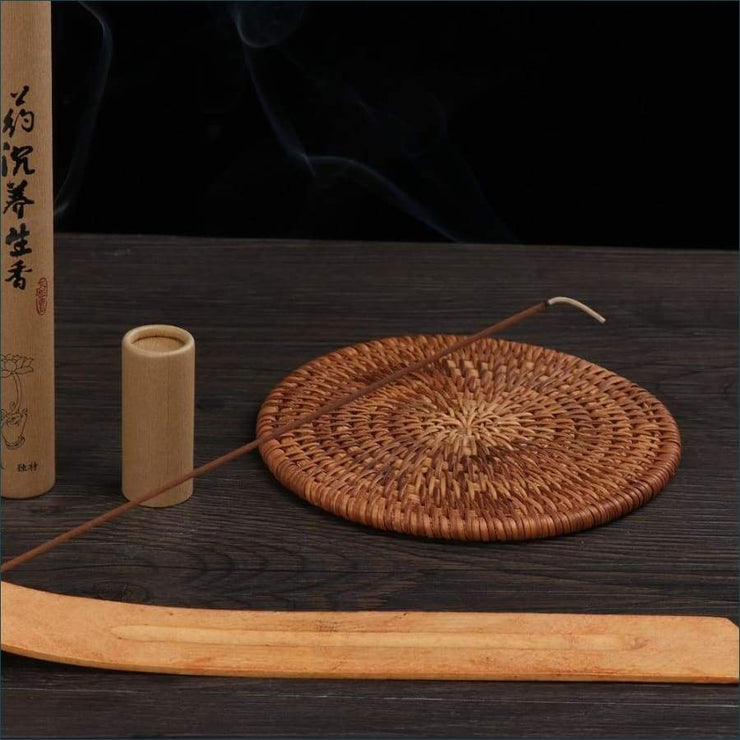 Ash Incense Burner