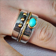 Boho Beauty Calming Ring FREE SHIPPING TODAY ONLY!