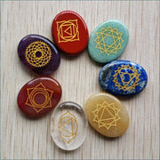 Chakra Pendants Set Of Seven