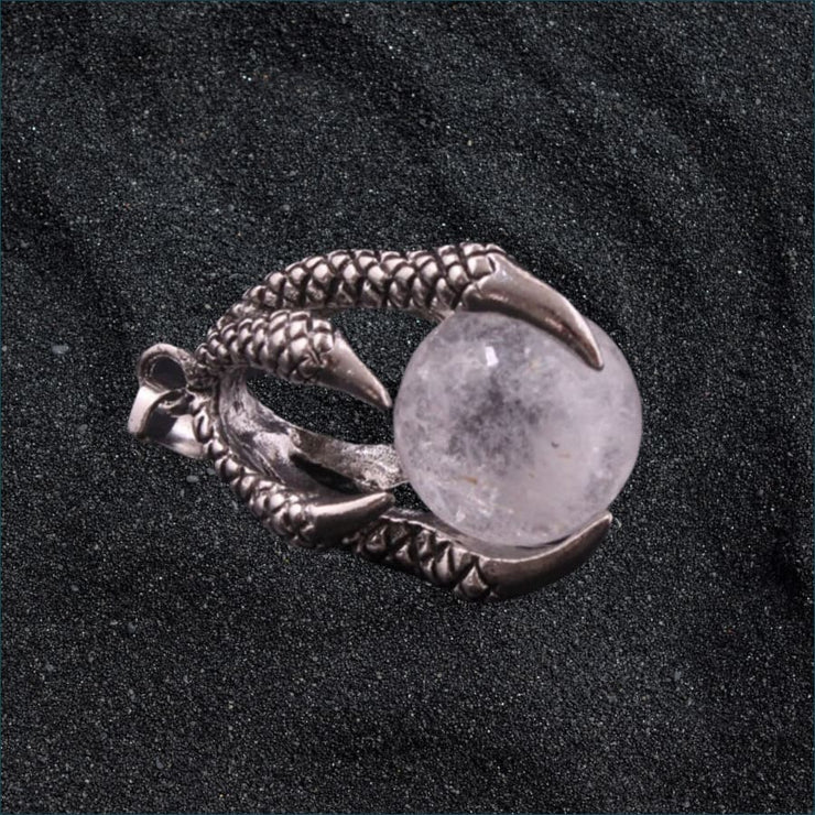 Dragon Claw Orb Pendant FREE SHIPPING TODAY ONLY!