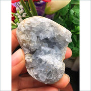 Medium Celestite Crystal Cluster