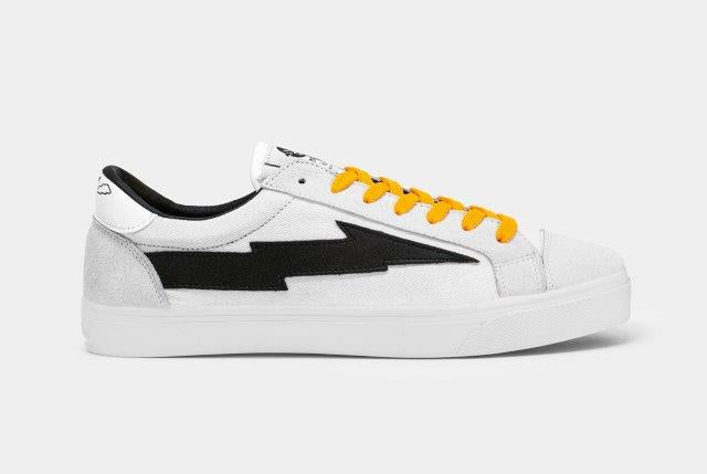 Thunderbolt Limited Off White-Black Men's