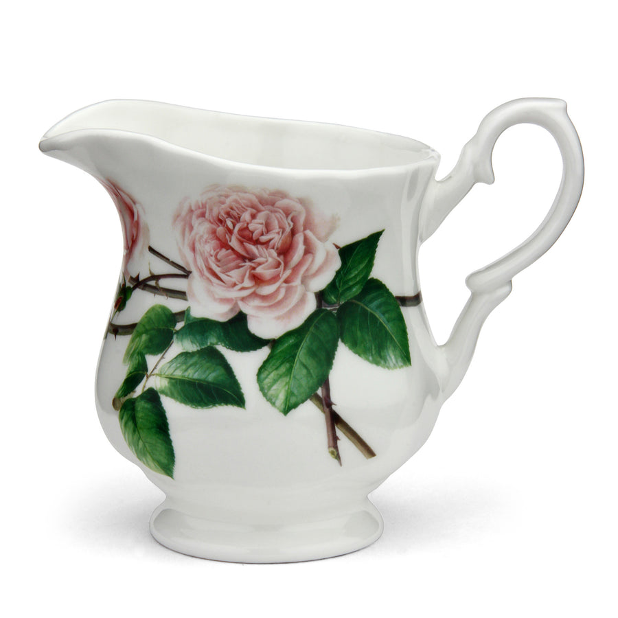 English Rose Cream Jug
