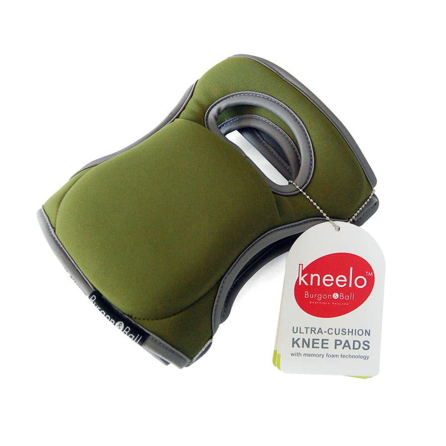 Moss Green Kneelo Knee Pads
