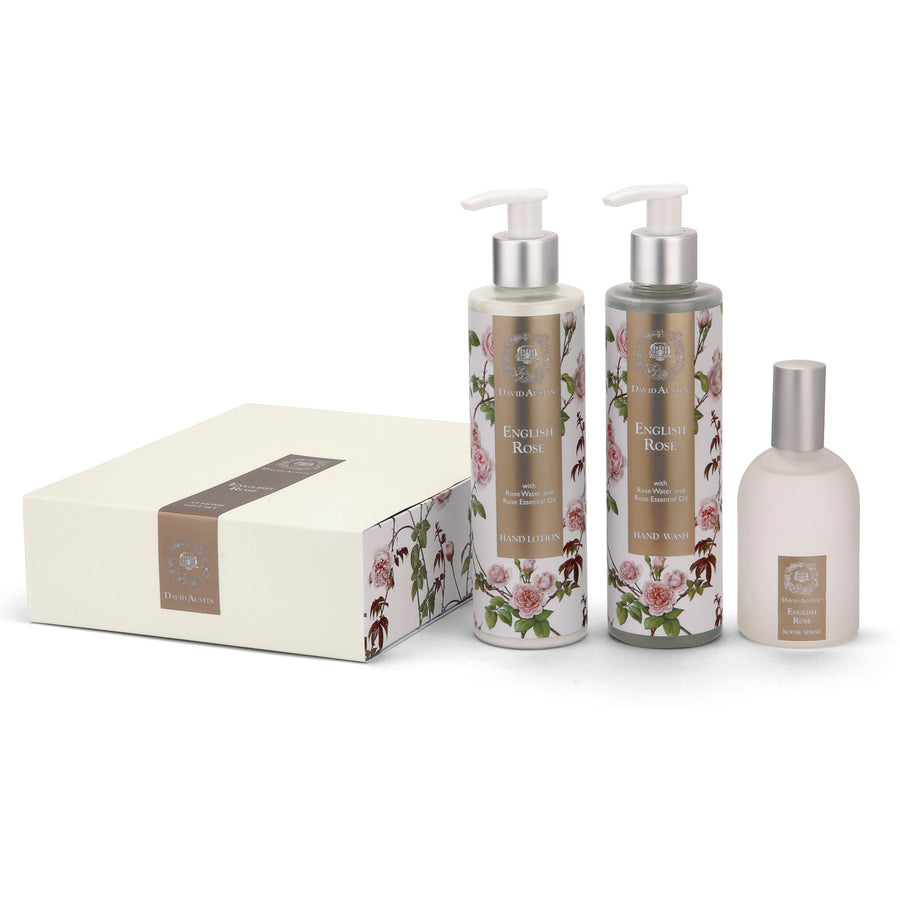 English Rose At Home Gift Set