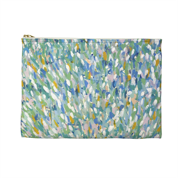 Artify Life™ OCEAN BLOOM Painted Pouch