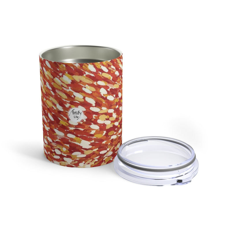 Artify Life™ CORAL BLOOM Tumbler