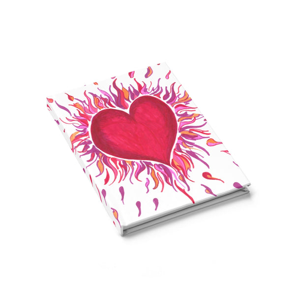Artify Life™ HEARTS ON FIRE Journal