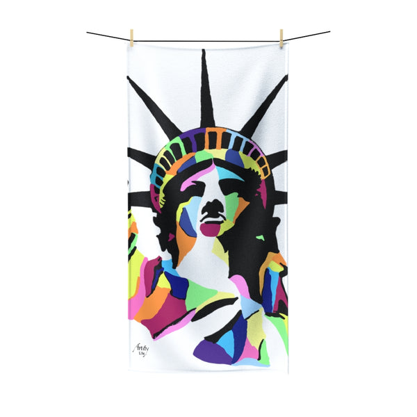 Artify Life™ LIBERTY Beach Towel