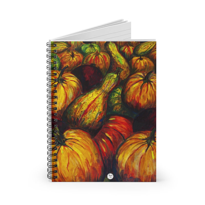 Artify Life™ HARVEST Spiral Notebook