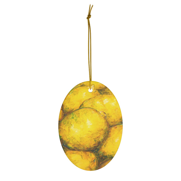 Artify Life™ COUNTRY LEMONS Ornament