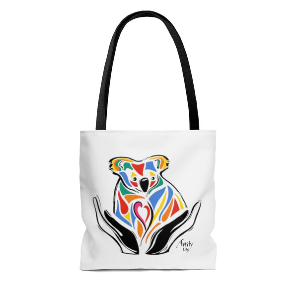 Artify Life™ SUPPORT AUSTRALIA Tote