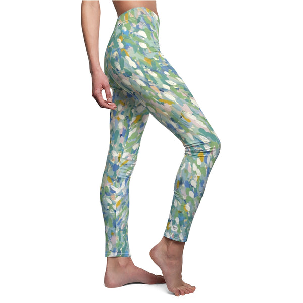 Artify Life™ OCEAN BLOOM Leggings