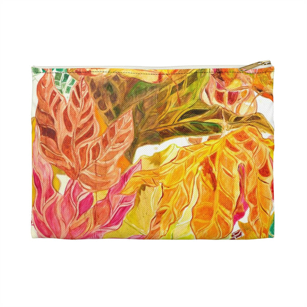 Artify Life™ LEAF Painted Pouch