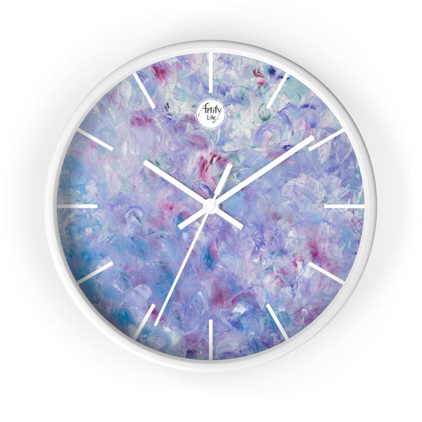 Artify Life™ WATERFALL Wall clock