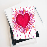 Artify Life™ HEARTS ON FIRE Sketch Book