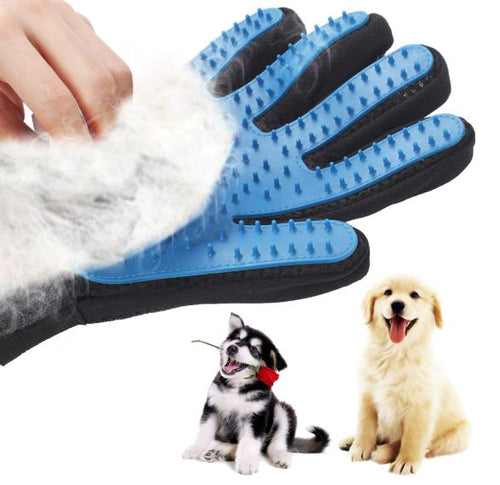 PetSoft Silicone Grooming Glove
