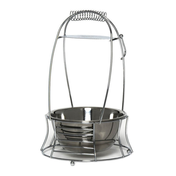 MYA Silver Small Basket