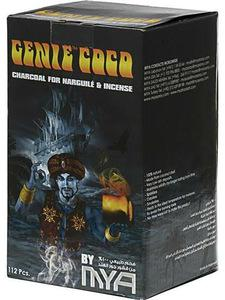 MYA Coco Genie Charcoal  1kg 112 PC