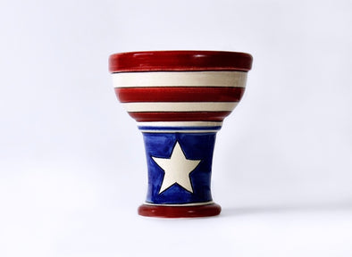 USA Flag Bowl - Olla Bowl