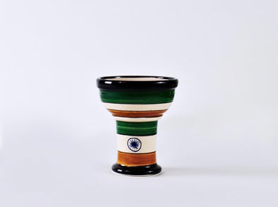 India Flag Bowl - Olla Bowl