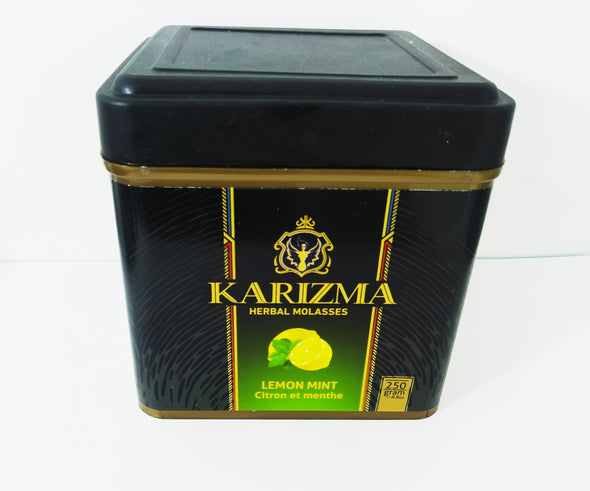 Karizma Herbal Molasses Lemon Mint 250 Grams