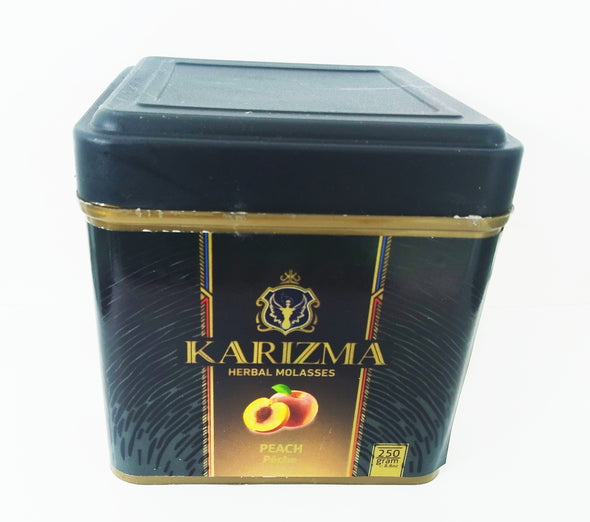 Karizma Herbal Molasses Peach 250 Grams
