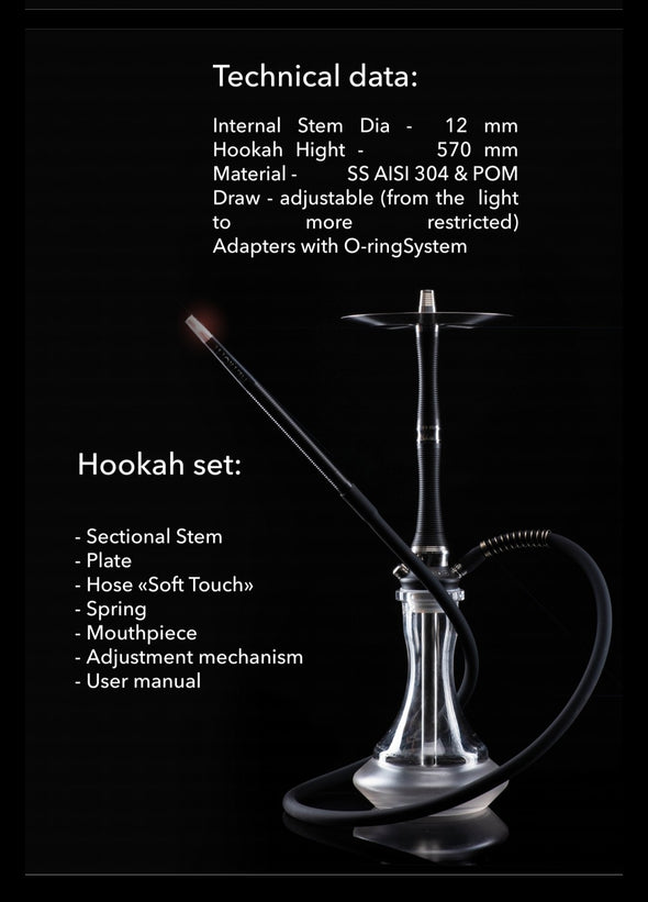 Retrofit Optima Hookah