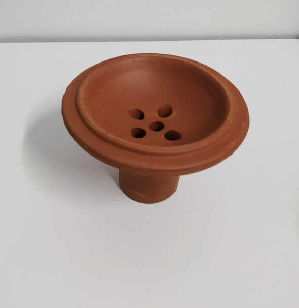 Syrian Red Clay Bowl Short 9cm