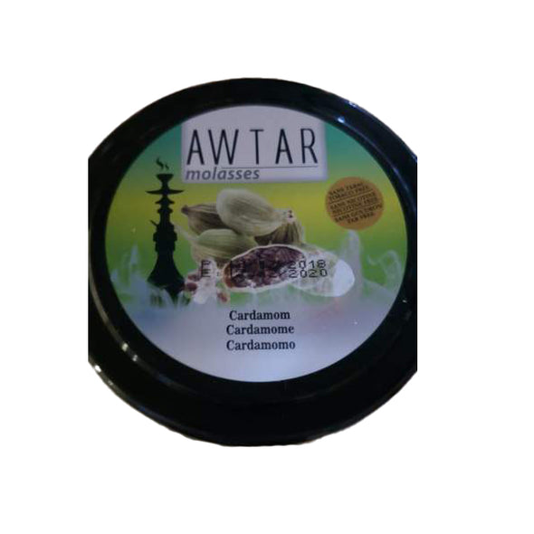 Awtar 250g Herbal Molasses for Hookah (Cardamom)