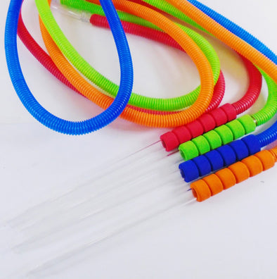 Disposable Hose with Acrylic Handle with Foam