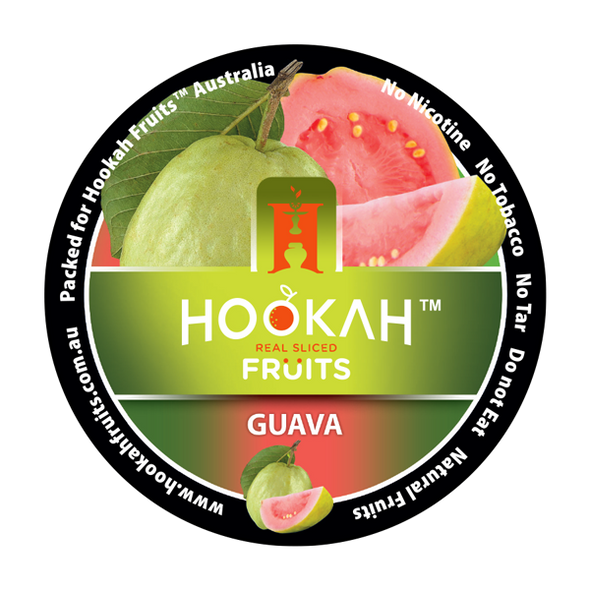 Hookah Fruits Molasses - Guava - 100 Grams